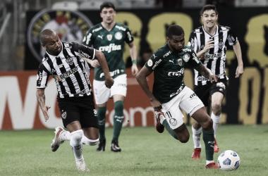 Melhores momentos para Palmeiras 0x0 Atlético-MG pela Libertadores