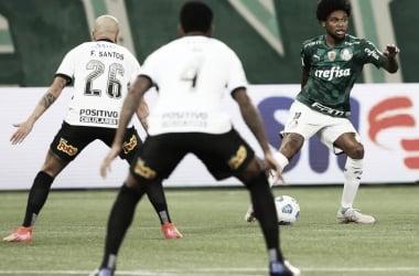 Gols e melhores momentos para Corinthians 2x1 Palmeiras pelo Campeonato Brasileiro