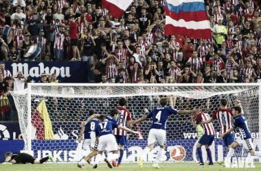 El Atlético, contra uno de sus puntos débiles