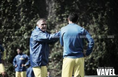 """Paco Herrera: """"Nuestro primer objetivo es ser segundos"""""""