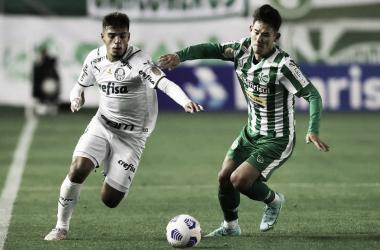 Gols e melhores momentos para Palmeiras x Juventude pelo Campeonato Brasileiro