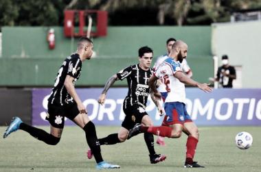 Gols e melhores momentos para Corinthians 3x1 Bahia pelo Campeonato Brasileiro