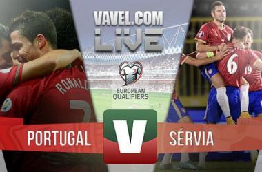 Portugal x Sérvia   (2-1)