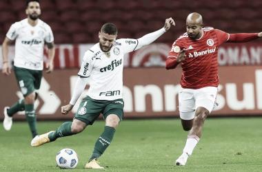Gol e melhores momentos para Palmeiras 1x0 Internacional pelo Campeonato Brasileiro