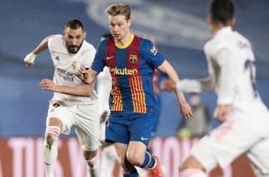 Previa Barcelona vs Real Madrid: El Clasico de los banquillos
