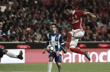 Gol e melhores momentos para Vizela 0x1 Benfica pela Primeira Liga