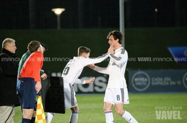 El Real Oviedo busca jugadores en Valdebebas