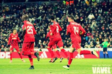 Real Madrid - Sevilla F.C: Puntuaciones del partido Liga BBVA Jornada 15