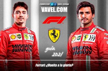 Guía VAVEL F1 2021: Ferrari, ¿Vuelta a la gloria?