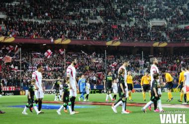 El Ramón Sánchez Pizjuán en la terna para albergar la final de la Europa League en 2019