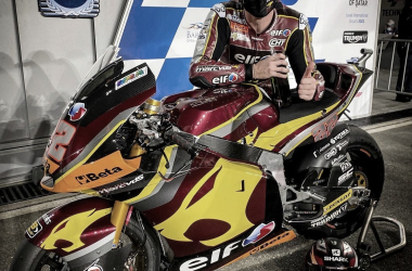 Sam Lowes, ELF Marc VDS Racing Team // Fuente: Instagram