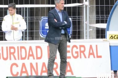 """Paco Herrera: """"Ante el Valladolid habrá cambios en la alineación"""""""