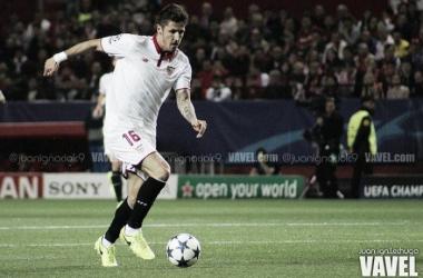 Un gol de Jovetić no impide la derrota de su selección