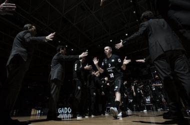 El Bilbao Basket necesita ganar a Andorra el domingo / Foto: A. Arrizabalaga. ACB