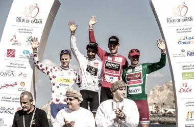Previa Tour de Omán 2018: el ciclismo no para en el desierto