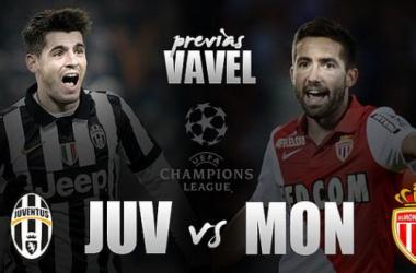 Juventus - Mónaco: dos 'novatos' con tradición europea