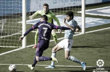 Guardiola tira a portería en Balaídos | LaLiga