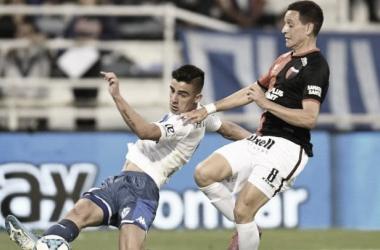Thiago Almada fue la figura del ultimo partido entre Vélez y Colón