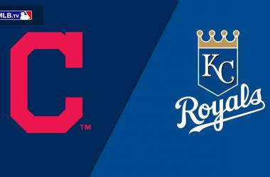 Resumen y mejores momentos del Cleveland Indians 2-7 Kansas City Royals EN MLB