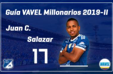 Análisis VAVEL, Millonarios 2019-II: Juan Camilo Salazar