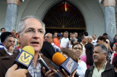 Fuente: Alcaldía Metropolitana de Caracas (web)