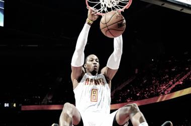 Su paso por Atlanta ha sido fugaz y discreto   Foto: NBA.com/hornets