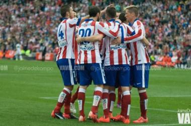 Un Atlético sin sustitutos