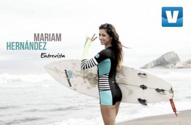 Entrevista a Mariam Hernández / Foto: Mariam Hernández