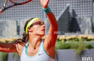 WTA Roma, il programma di venerdì