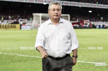 """Victor Manuel Vucetich: """"Hubo errores tontos que nos costaron el juego"""""""