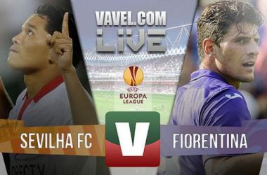 Resultado Sevilha x Fiorentina na Liga Europa (3-0)