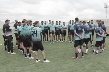 Divulgação/Treze FC
