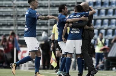 El respaldo a Paco Jémez se hizo presente. (Foto: Mexsport)