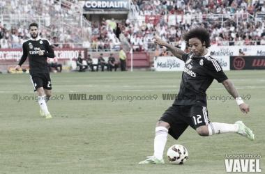 Marcelo e Isco no levantan cabeza