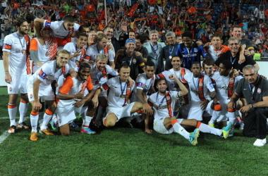 Shakhtar é campeão da Supercopa com três gols brasileiros