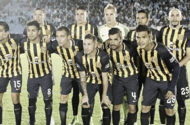 """Temperley 1-2 Rosario Central: puntajes del """"Canaya"""""""
