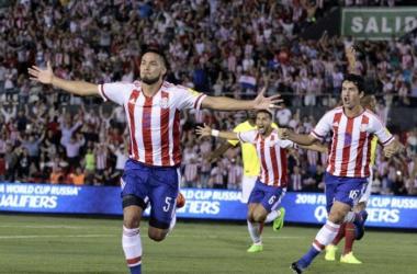 Fotografía: Federación Paraguaya de Fútbol