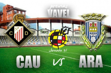 Caudal Deportivo - Arandina: obligación de ganar