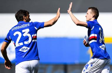Nel sabato di Serie A vincono Sampdoria e Udinese: Crotone e Hellas KO