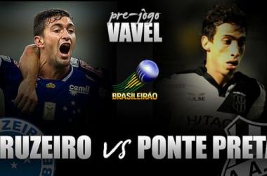 Com reservas, Cruzeiro recebe Ponte Preta no Mineirão