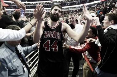 Resumen NBA: puerta grande para Mirotic en el United Center