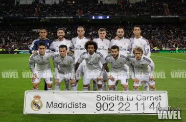 Real Madrid - Rayo Vallecano: puntuaciones del Real Madrid, 11ª jornada de liga BBVA