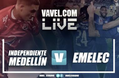Resultado y goles Emelec 1-0 Medellín en Copa Libertadores 2017
