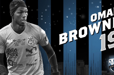 Montreal Impact firma a Browne