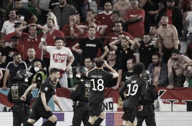 Alemanha 2 a 2 Hungria (UEFA / Divulgação)