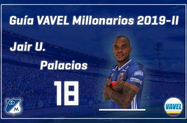 Análisis VAVEL, Millonarios 2019-II:Jair Palacios