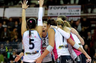 A1F: Novara si vendica, 3 a 0 contro Bergamo