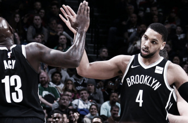 Okafor en Brooklyn Nets | NBA.com
