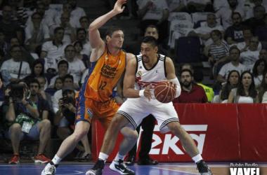 Resultado Real Madrid - Valencia Basket Playoff Liga Endesa 2015 (89-93)