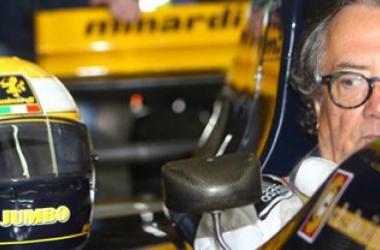 Minardi esordio in F1 a 70 anni